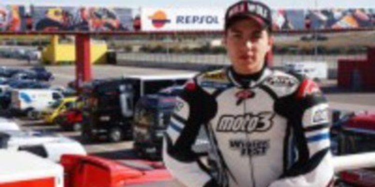 Maverick Viñales ya es piloto Repsol