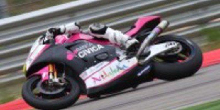 Iván Moreno estará en Moto3 con el Team Machado