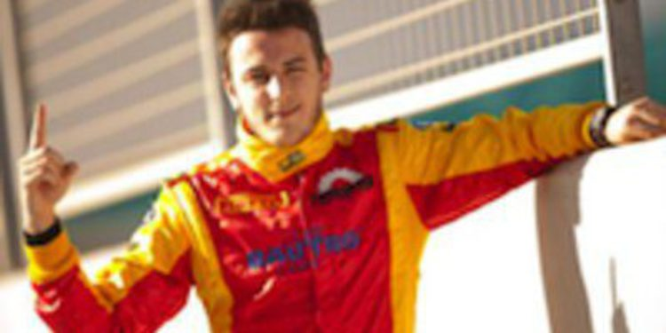 El equipo Racing Engineering de GP2 firma a Fabio Leimer para 2012