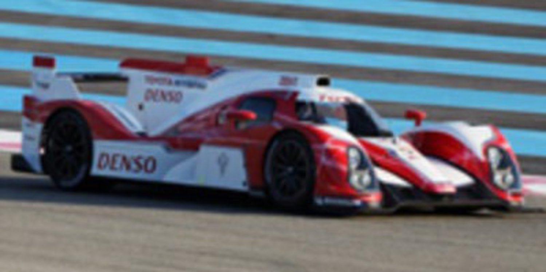 Toyota ficha a Davidson y Buemi para el segundo TS030 HYBRID