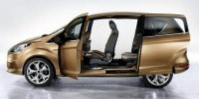 Ford comercializará el B-Max a finales de año