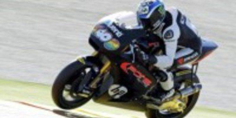 Pol Espargaró cierra los test de Moto2 con el mejor tiempo