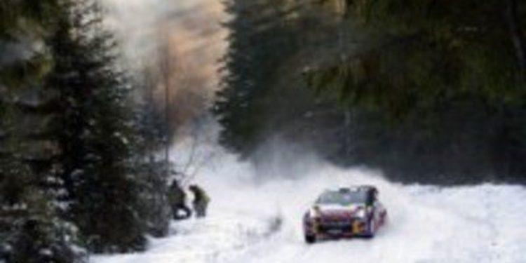 Latvala se impone en el duelo finlandés de la primera etapa