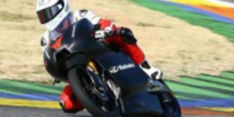 Danny Webb entusiasmado con las cuatro tiempos de Moto3