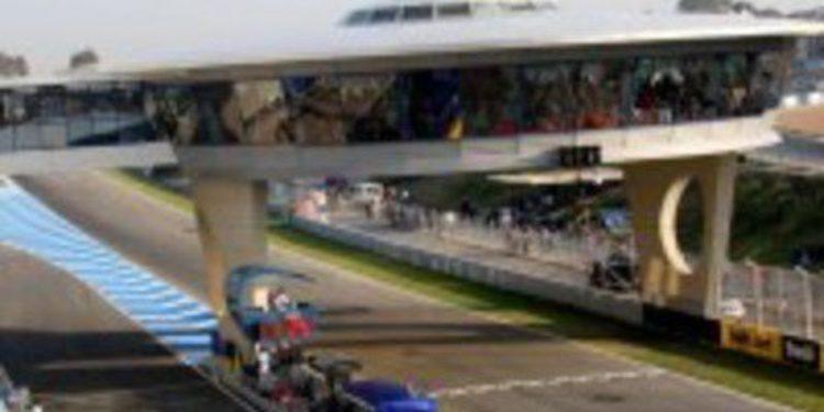 Jerez está listo para recibir a las Moto2 y Moto3