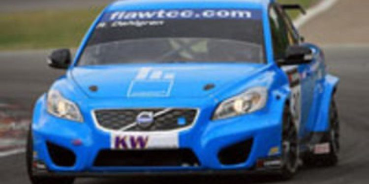 Volvo podría preparar el nuevo V40 para el WTCC