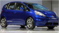 Honda Fit eléctrico, de pruebas por América