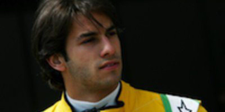 Felipe Nasr llega a un acuerdo con DAMS para participar en GP2 en 2012