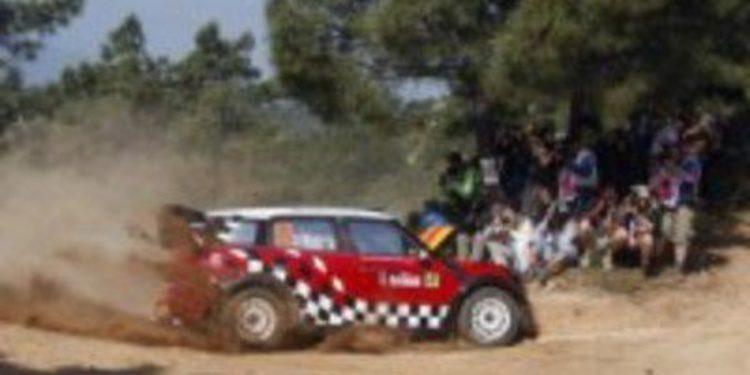 El Rally de Italia se mantiene en Cerdeña