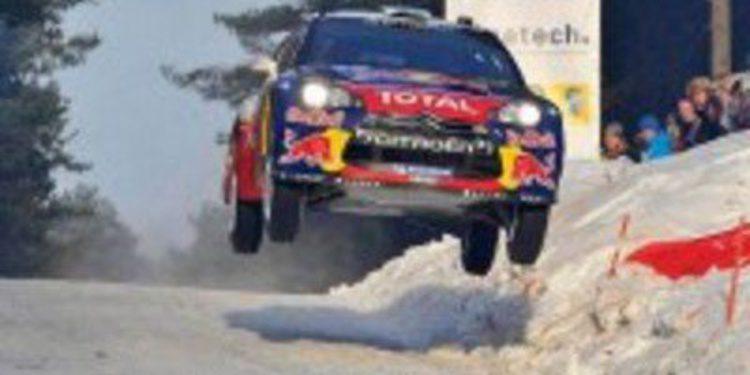 El tramo clasificatorio a estudio por el WRC