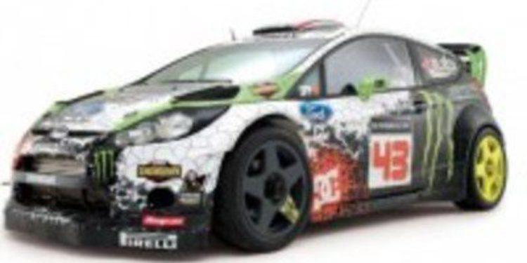 Ken Block tendrá un programa de tres rallys en el WRC