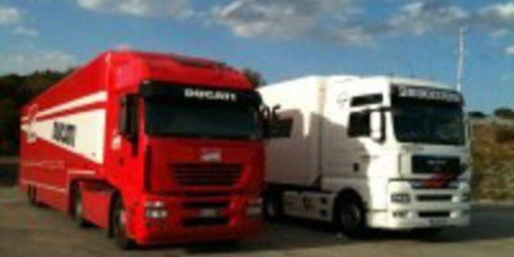 Las CRT y Ducati toman el relevo en la pista de Jerez