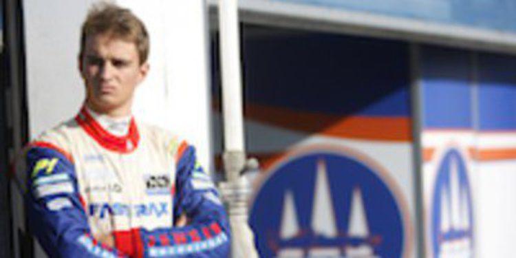 Arranca la GP3 en Estoril, con mucha rivalidad desde el principio