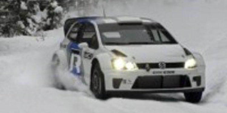 Carlos Sainz testeará el Polo R WRC sobre la tierra andaluza