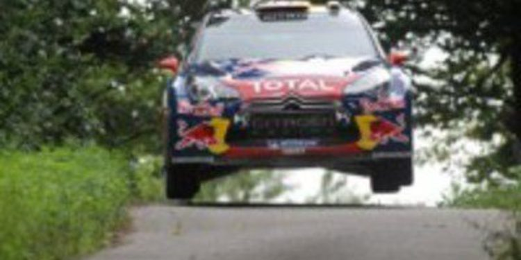 La décima edición del Rally de Alemania llega con muchos cambios