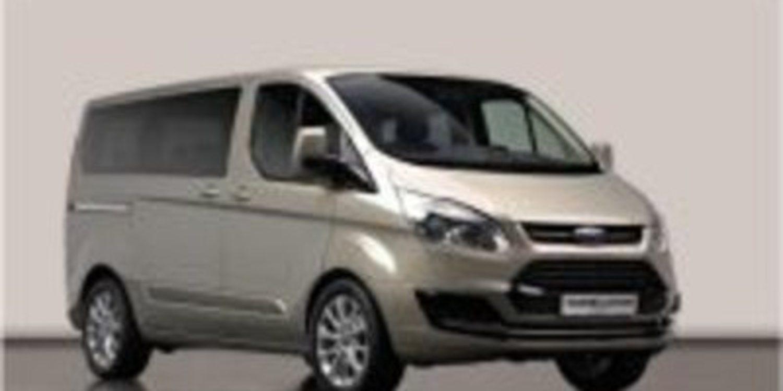 Más novedades para Ginebra: Ford Tourneo Custom Concept