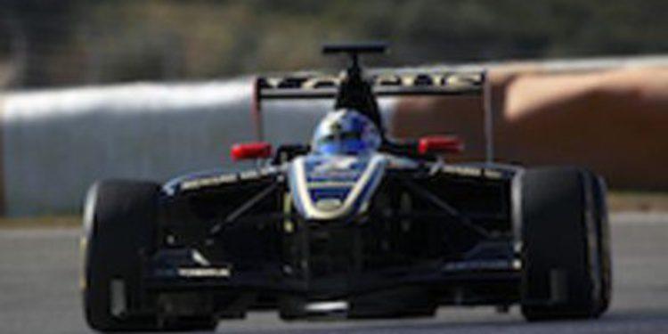 Finalizan los primeros test de GP3 celebrados en Estoril