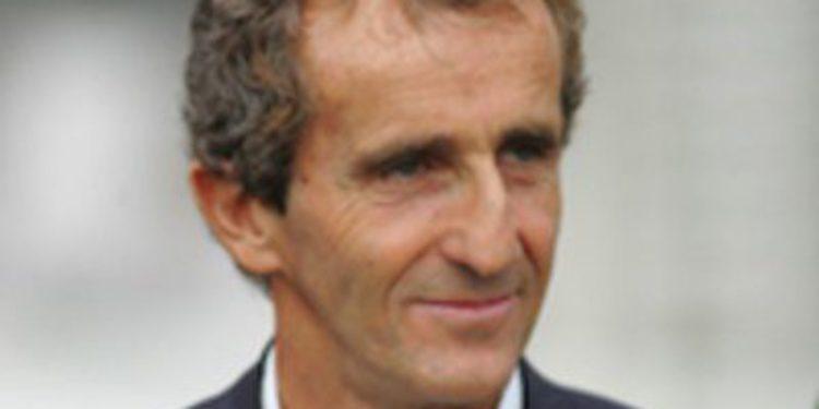 Alain Prost se convierte en embajador de Renault