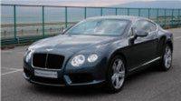 Refinamiento británico: Nuevo Bentley Continental GT y GTC V8