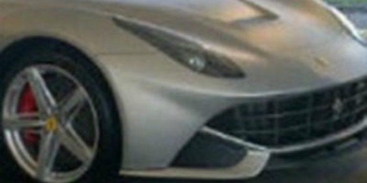 Ferrari 620 GT, una foto espía nos lo desvela