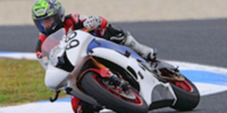 Oscar McIntyre muere en la carrera de Superstock 600 de Phillip Island