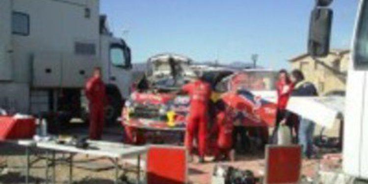 Los equipos eligen España para los test sobre tierra