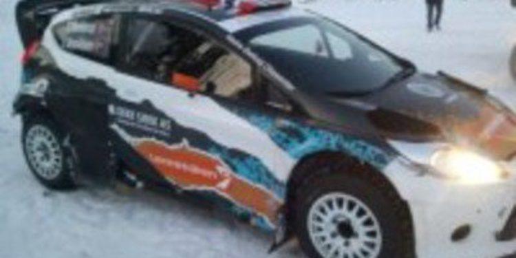 Eyvind Brynildsen estará en dos rallys más con el equipo Adapta