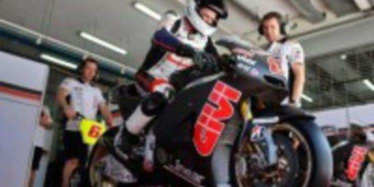 El campeón de Moto2 de 2011 progresa con la MotoGP