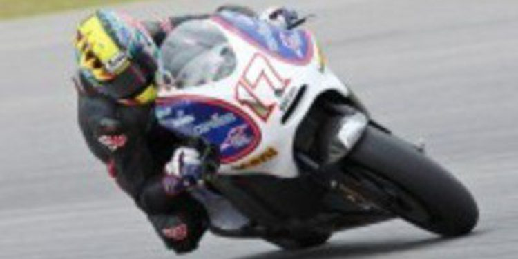 Los test de MotoGP sufren la baja de Karel Abraham
