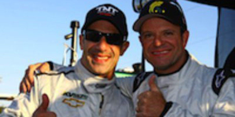 Rubens Barrichello confirma su presencia en las IndyCar Series 2012 con KV Racing