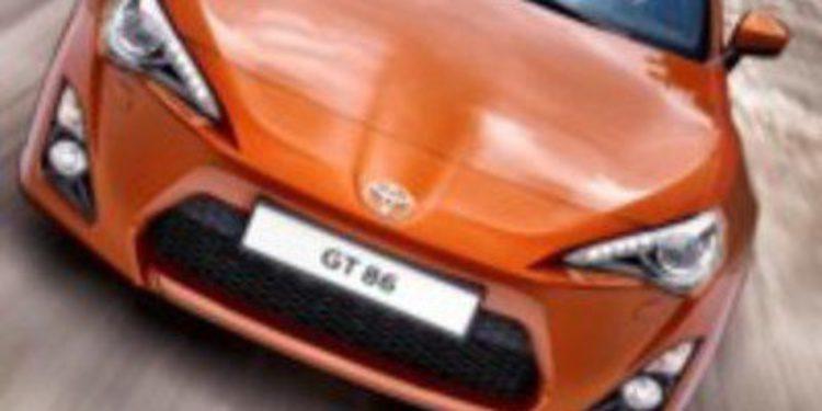 Toyota ofrecerá una versión roadster del GT 86