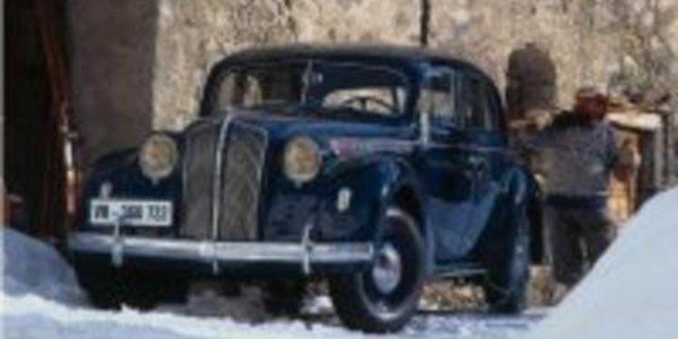 75 aniversario de los Opel de seis cilindros