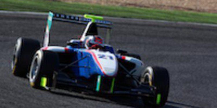 Patric Niederhauser se une al equipo Jenzer Motorsport de GP3 para 2012