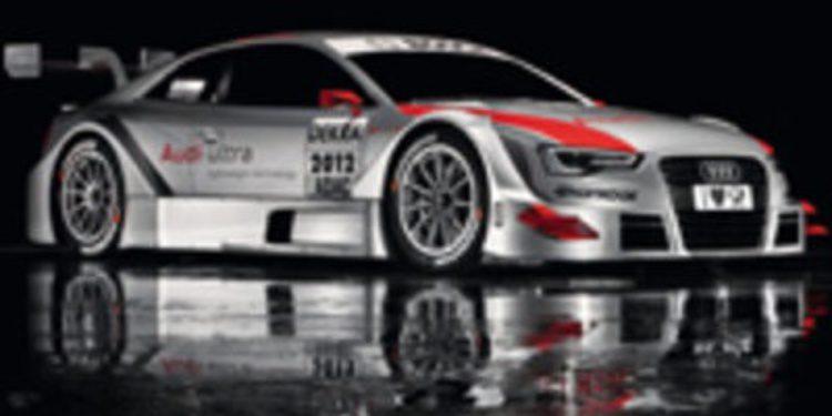 Primera foto del Audi A5 DTM homologado
