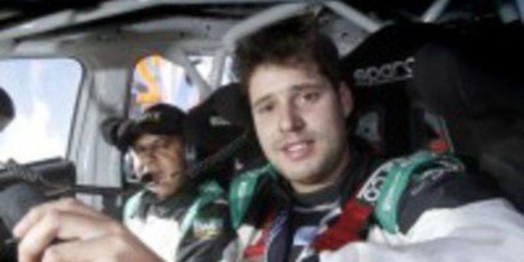 EL BWRT de Daniel Oliveira abandona Mini por Ford