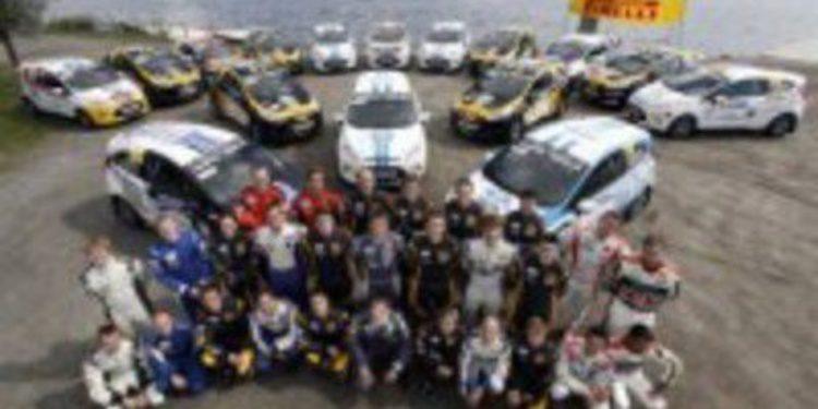 La WRC Academy tendrá las mejores clases de Paolo Andreucci