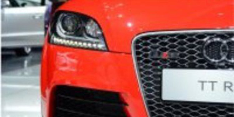 Audi TT RS Plus: El RS vitaminado