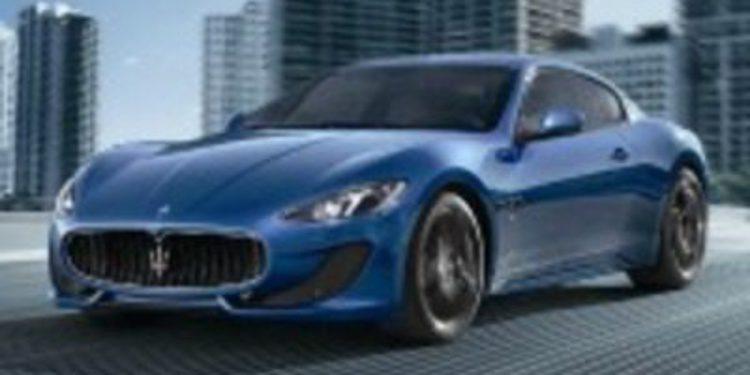 Maserati renueva el GranTurismo