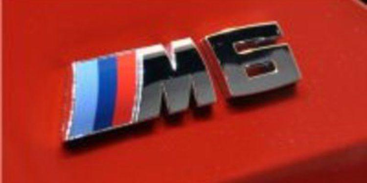 BMW M6, todos los detalles desde Ginebra