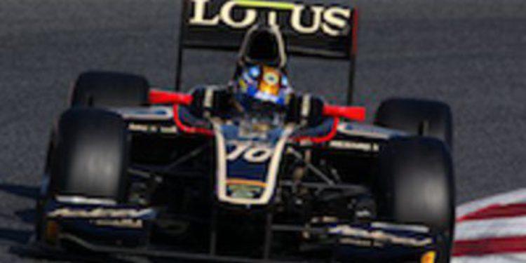 Esteban Gutierrez es el más rápido en la segunda jornada de test GP2 en Montmeló