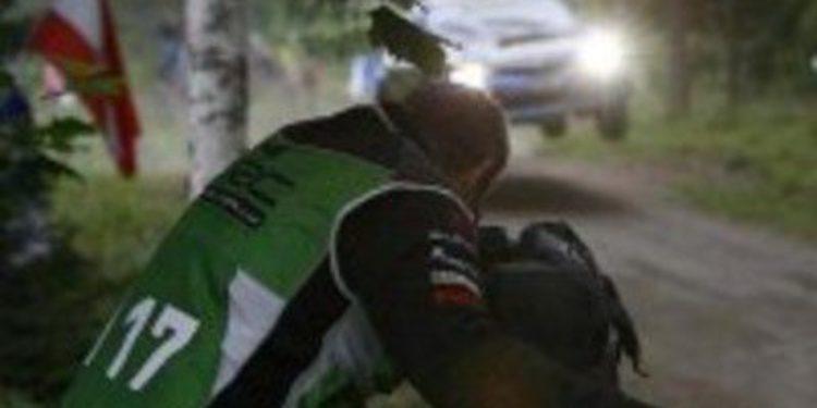 UER será el gestor televisivo del WRC