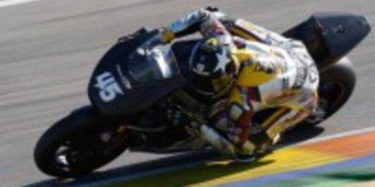 Scott Redding quiere estar en el Top 3 de Moto2
