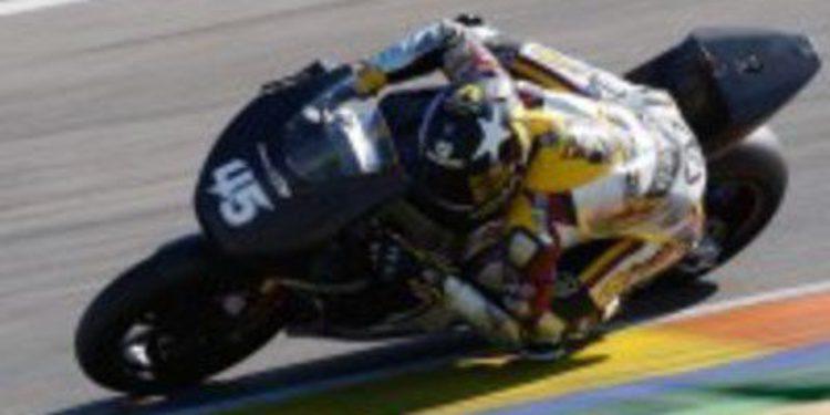 Scott Redding quiere estar en el Top 3 de Moto2