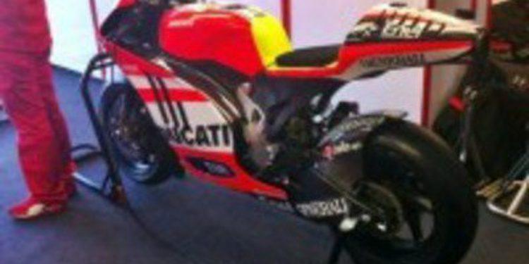 Ducati presentará la GP12 el 19 de marzo