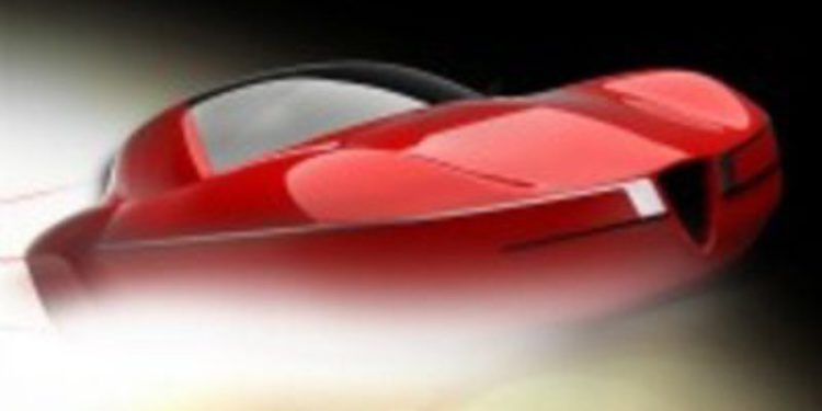 Disco Volante, de Carrozzeria Touring, otro prototipo futurista
