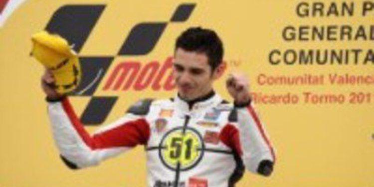 Un nuevo retraso en la CRT del equipo San Carlo Honda Gresini