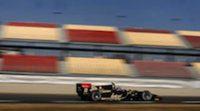 Concuyó la pretemporada de GP2 con Esteban Gutiérrez y Lotus de nuevo en cabeza