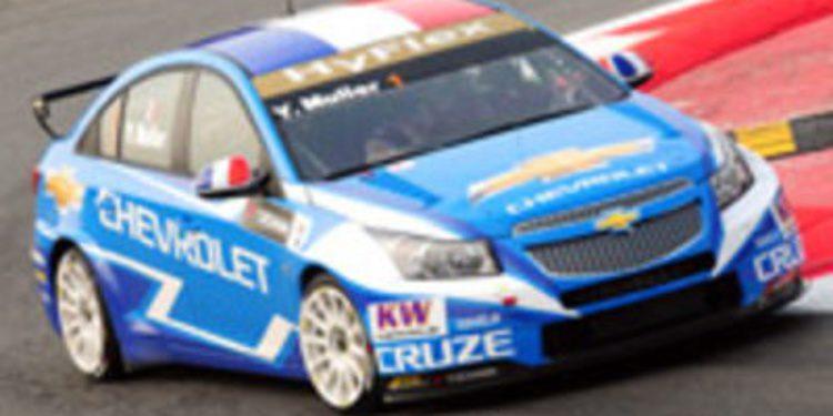 Chevrolet se impone en la jornada de testing