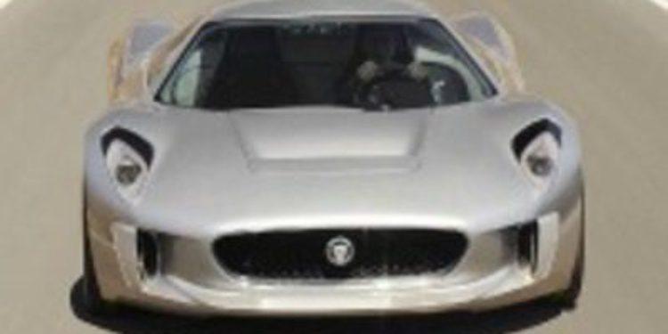 Jaguar lanzará al mercado tanto el C-X16 y el C-X75