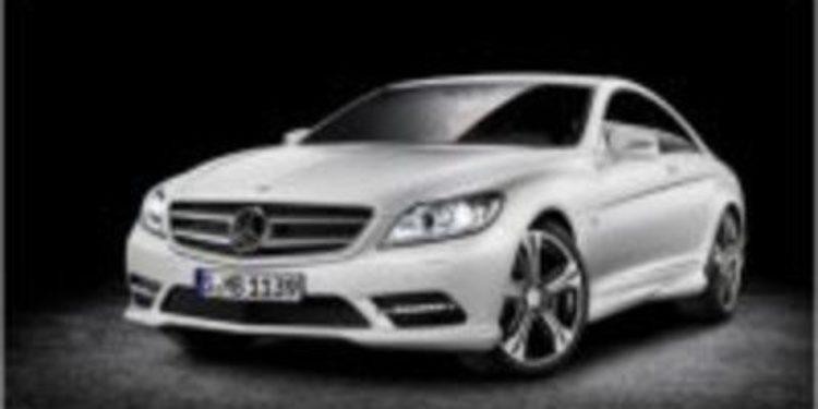 Mercedes-Benz CL Grand Edition: 60 años del Clase CL